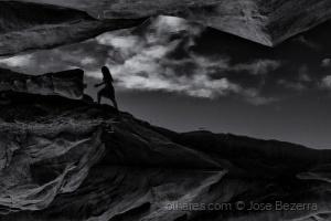 Fotojornalismo/Caminhada silenciosa...
