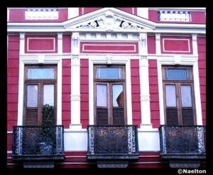 Paisagem Urbana/Casa Vermelha