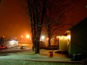 Outros/Primeira neve