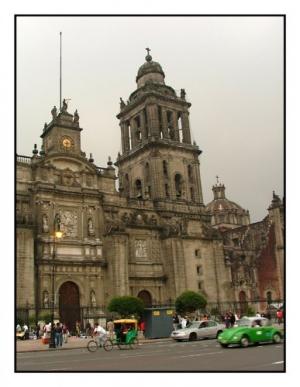 /Catedral Metropolitana do México
