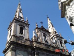 Paisagem Urbana/Igreja de São Jorge