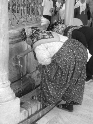 /Matando a sede ou purificando a alma?