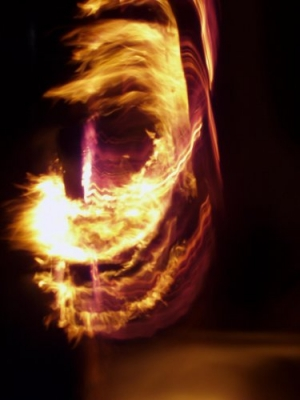 /fire face