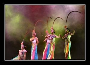 /A Dança da China, Parte 1 (versão em cores)