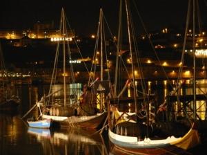 Paisagem Urbana/Barcos