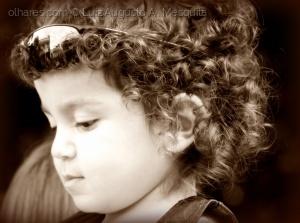 Retratos/''Viver com olhar de criança...''