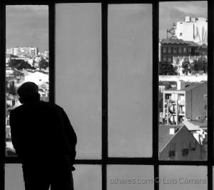 Paisagem Urbana/Janela sobre a Cidade