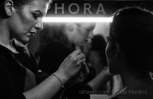 Retratos/The mirror