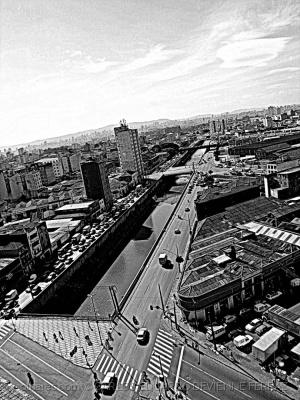 Paisagem Urbana/Cidade cinza...