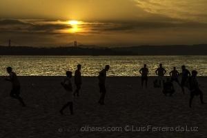 Paisagem Urbana/Sunset futebol