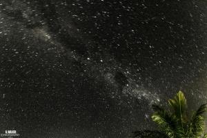 Paisagem Natural/Noite em trindade.