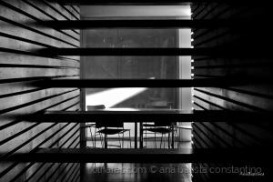 Abstrato/Um feixe de luz ...
