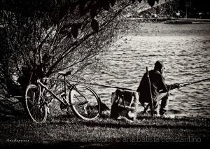 Gentes e Locais/Ele e a bicicleta ...