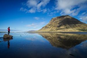 Paisagem Natural/Imponente Kirkjufell