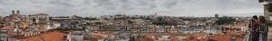 Paisagem Urbana/Porto panorâmico