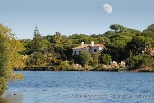 Paisagem Natural/quinta do lago