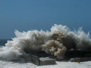 Paisagem Natural/Bomba mar