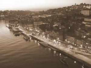 Paisagem Urbana/Mas margens do Douro