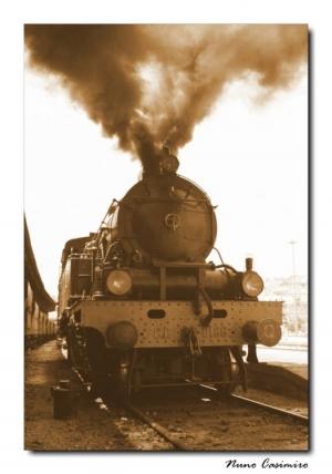 História/Locomotiva CP em uso do sec. XX