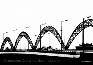 Paisagem Urbana/A ponte ...