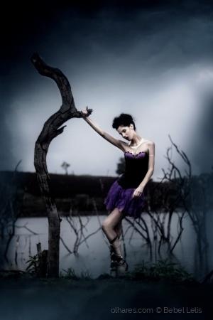 Gentes e Locais/Dark Violet