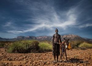 /O Himba e o Burrito