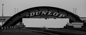 História/Arco DUNLOP: Ex-libris de Le Mans [LER?!]