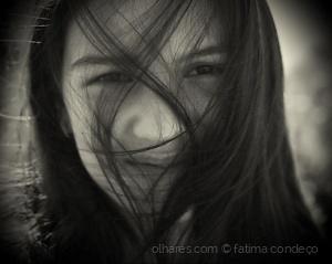 Retratos/her hair
