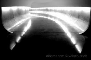 Outros/caminho iluminado
