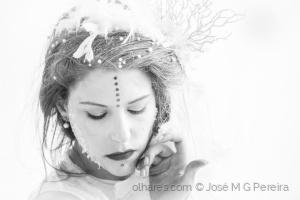 Retratos/dama do frio