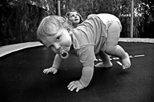 Retratos/breakdance no trampolim! :)