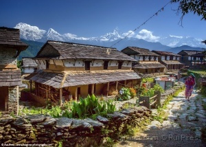 Fotojornalismo/Annapurnas