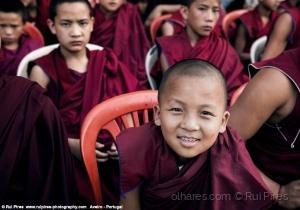Fotojornalismo/O menino monge