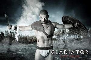 Arte Digital/Gladiador