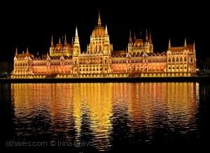 Paisagem Urbana/Parlamento #