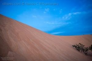 Paisagem Natural/Dunas Gigantes no Deserto do Jalapão - TO - Brasil