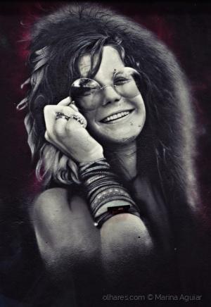 /Janis Joplin (graffiti)