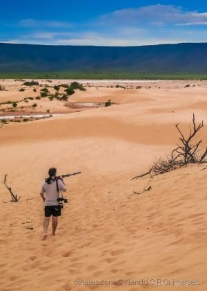 Paisagem Natural/Em busca do click perfeito nos desertos do Jalapão