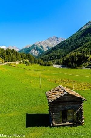 Paisagem Natural/Vale de Aosta