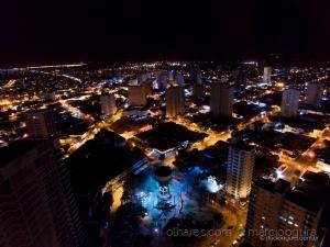 Paisagem Urbana/foto noturna