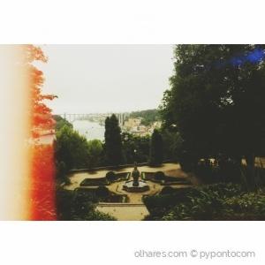 Paisagem Urbana/Palácio de Cristal e Ponte da Arrábida