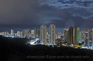 Paisagem Urbana/via mangue