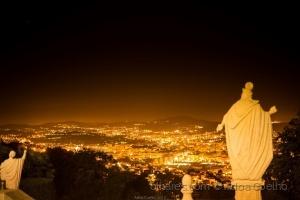 Paisagem Urbana/Braga à Noite