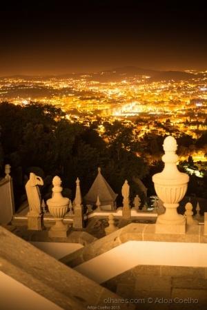 Paisagem Urbana/Braga à Noite 2