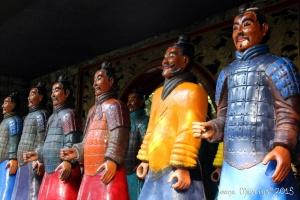 """Outros/""""Samurais"""""""