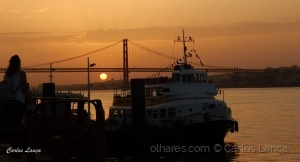 /Cacilhas sunset.....