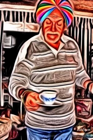 Arte Digital/Vai um cafezinho???