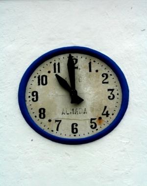 /relógio do tempo