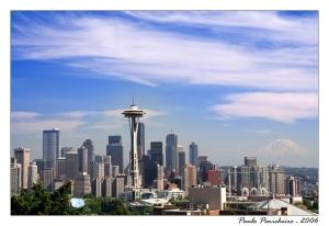 /Seattle Downtown II...