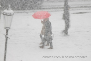 /Caminhos na neve